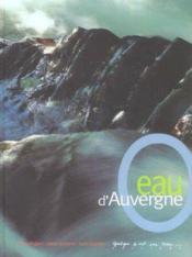 Eau d'Auvergne - Couverture - Format classique