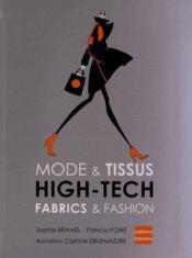 Mode et tissus high-tech - Couverture - Format classique