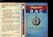 Objectif Bac - Couverture - Format classique