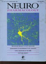 Neuro Pharmacology - Couverture - Format classique