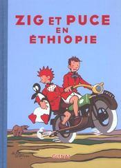 Zig et Puce t.16 ; Zig et Puce en Ethiopie - Intérieur - Format classique