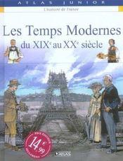 L'histoire de France t.7 ; les temps modernes - Intérieur - Format classique