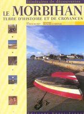 Le Morbihan terre d'histoire et de croyances - Intérieur - Format classique