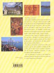 Le Morbihan terre d'histoire et de croyances - 4ème de couverture - Format classique