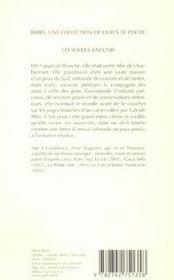 Les Soleils Rajeunis - 4ème de couverture - Format classique