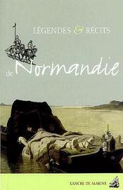 Légendes et récits de Normandie - Intérieur - Format classique