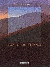Toni grog et polo - Couverture - Format classique