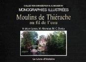 Thierache Les Moulins De - (Au Fil De L'Eau) - Couverture - Format classique