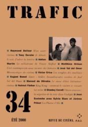 Revue Trafic N.34 - Couverture - Format classique