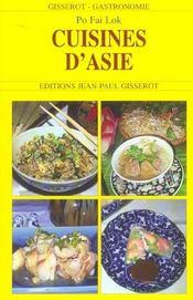 Cuisines d'asie - Intérieur - Format classique