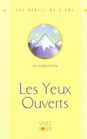 Vente livre :  Yeux ouverts (les)  - Ruberstein - Rubenstein Ed