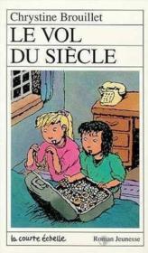 Le Vol Du Siecle - Couverture - Format classique