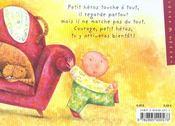 Petit Heros Fait Ses Premiers Pas - 4ème de couverture - Format classique