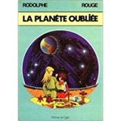 La Planete Oubliee - Couverture - Format classique