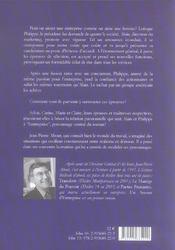 Un amour d'entreprise - 4ème de couverture - Format classique