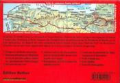 Chemin de St-Jacques ; des Pyrénées à Saint-Jacques-de-Compostelle ; 41 étapes en Espagne - 4ème de couverture - Format classique