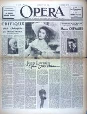 Opera N°65 du 07/08/1946 - Couverture - Format classique