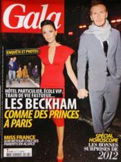 Gala N°968 du 28/12/2011 - Couverture - Format classique