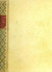 Julie De Carneilhan. Le Livre De Demain. - Couverture - Format classique