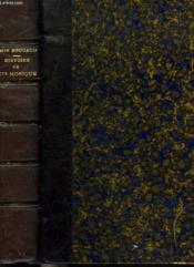 Histoire De Sainte Monique - Couverture - Format classique