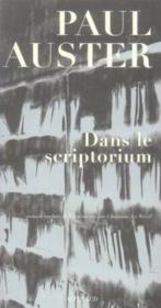 Dans Le Scriptorium - Couverture - Format classique