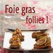 Foie gras follies ! - Intérieur - Format classique