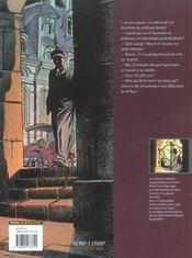 Le croquemitaine t.1 - 4ème de couverture - Format classique