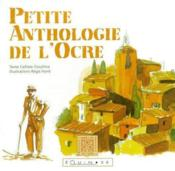 Petite anthologie de l'Ocre - Couverture - Format classique