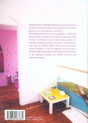 Chambres D'Enfants - 4ème de couverture - Format classique