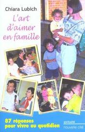 Art D'Aimer En Famille - Intérieur - Format classique