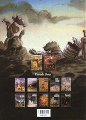 Pacush blues t.4 ; quatrième dimension : destin farceur crescendo - 4ème de couverture - Format classique