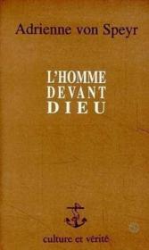 Homme L Devant Dieu Avs10 - Couverture - Format classique