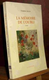 La memoire de l'oubli - Couverture - Format classique