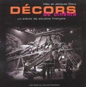 Décors de cinéma ; l'histoire des studios français - Intérieur - Format classique