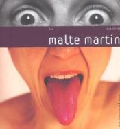 Malte Martin - Couverture - Format classique