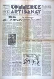 Commerce Et Artisanat N°30 du 01/09/1946 - Couverture - Format classique