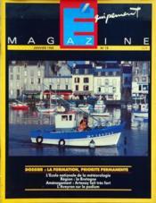 Equipement Magazine N°18 du 01/01/1988 - Couverture - Format classique