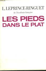 Les Pieds Dans Le Plat. - Couverture - Format classique