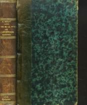La Vie Et La Mort De M. Legentois, Rentier. - Couverture - Format classique