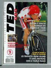 Ted Mag N°9 du 01/09/1993 - Couverture - Format classique