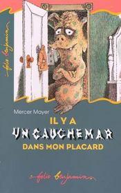 Il Y A Un Cauchemar Dans Mon Placard - Intérieur - Format classique