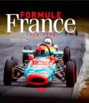 Vente livre :  Formule France 1968-1970  - Dominique Vincent - Dominique Pascal
