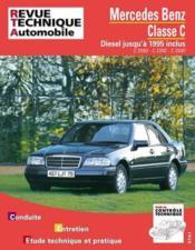 Rta 578.2 Mercedes Classe C - Diesel (94-95) - Couverture - Format classique