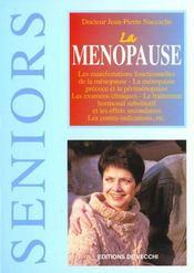 La Menopause - Intérieur - Format classique