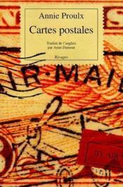 Cartes Postales - Couverture - Format classique
