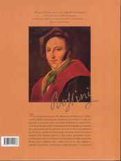 Rossini ; les peches de gourmandise - 4ème de couverture - Format classique