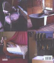 La Patine Du Temps - 4ème de couverture - Format classique
