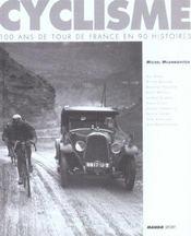 100 ans du tour de france en 90 histoires - Intérieur - Format classique
