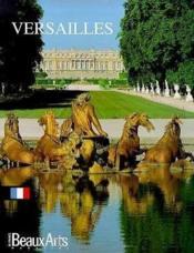 Versailles - Couverture - Format classique