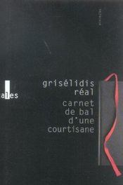 Carnet De Bal D'Une Courtisane - Intérieur - Format classique